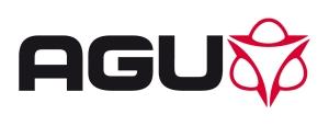 AGU logo rood pms